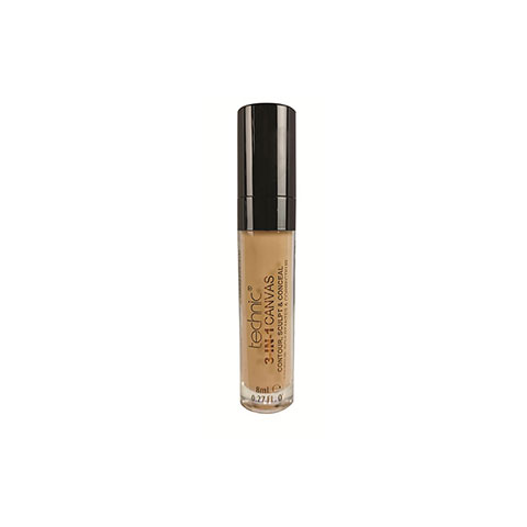 Technic Cosmetics 3-IN-1 Canvas Concealer - Honey