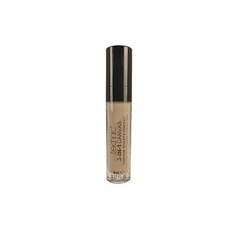 Technic Cosmetics 3-IN-1 Canvas Concealer - Porcelain