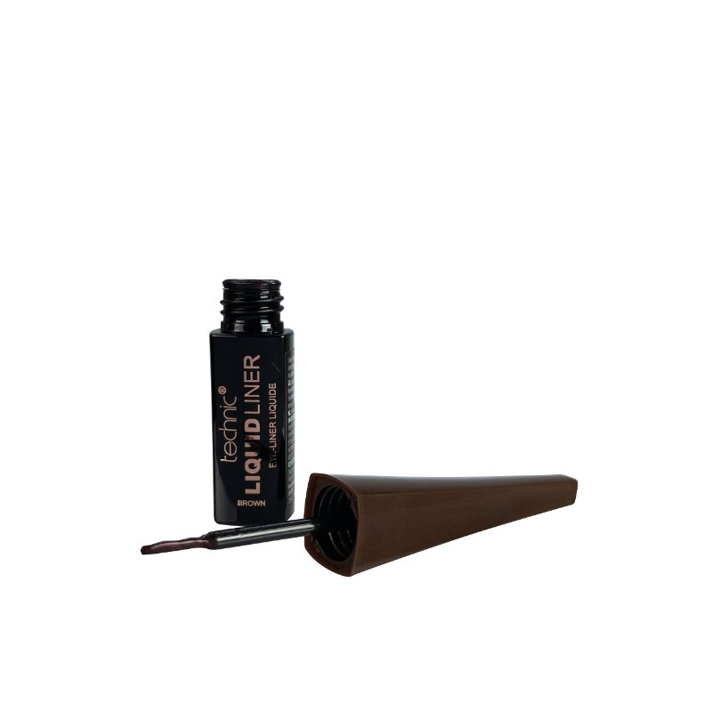 Technic Liquid Eye Liner 6ml - Brown