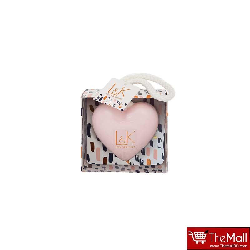 Technic Love & Kisses Heart Soap 170g