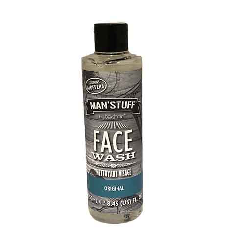 Technic Man's Stuff Original Face Wash 250ml