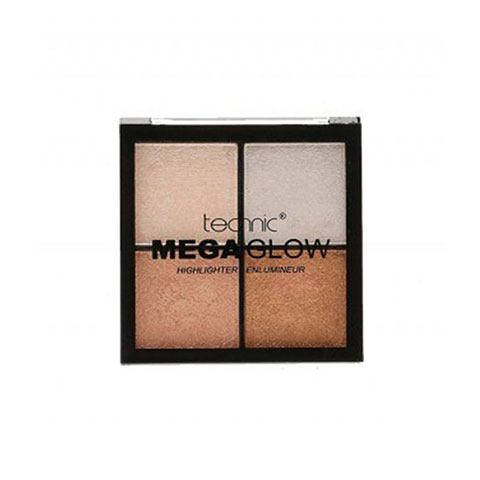 Technic Mega Glow Highlighter Palette - Enlumineur