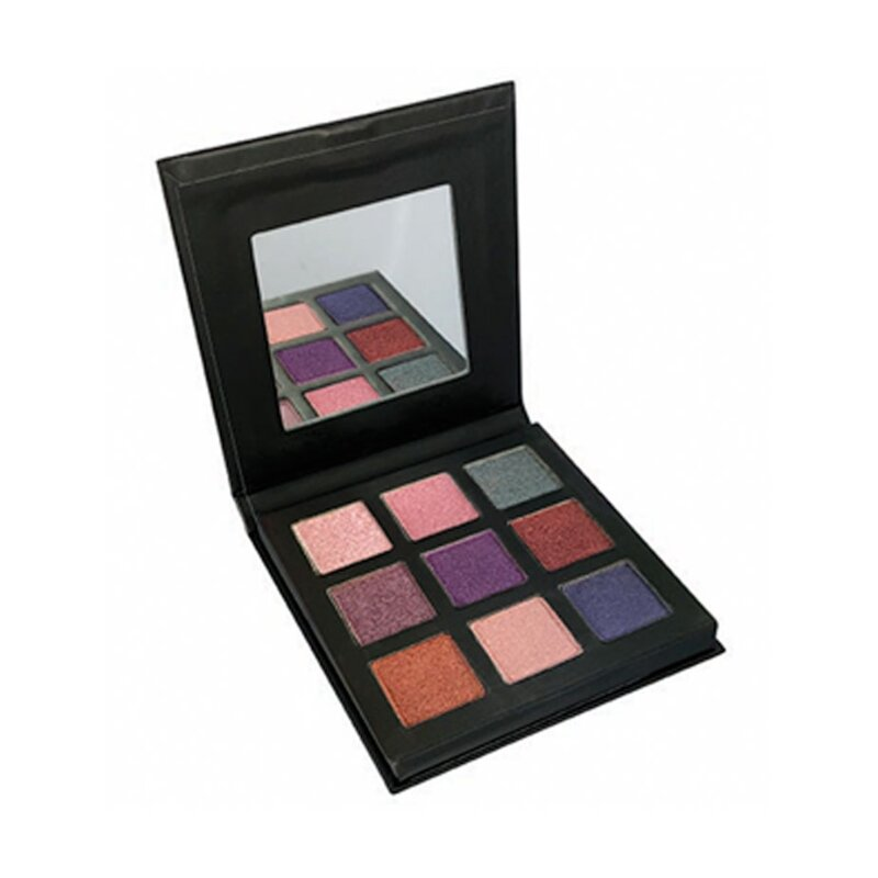 Technic 9 Pressed Pigments Eyeshadow Palette - Magnetising