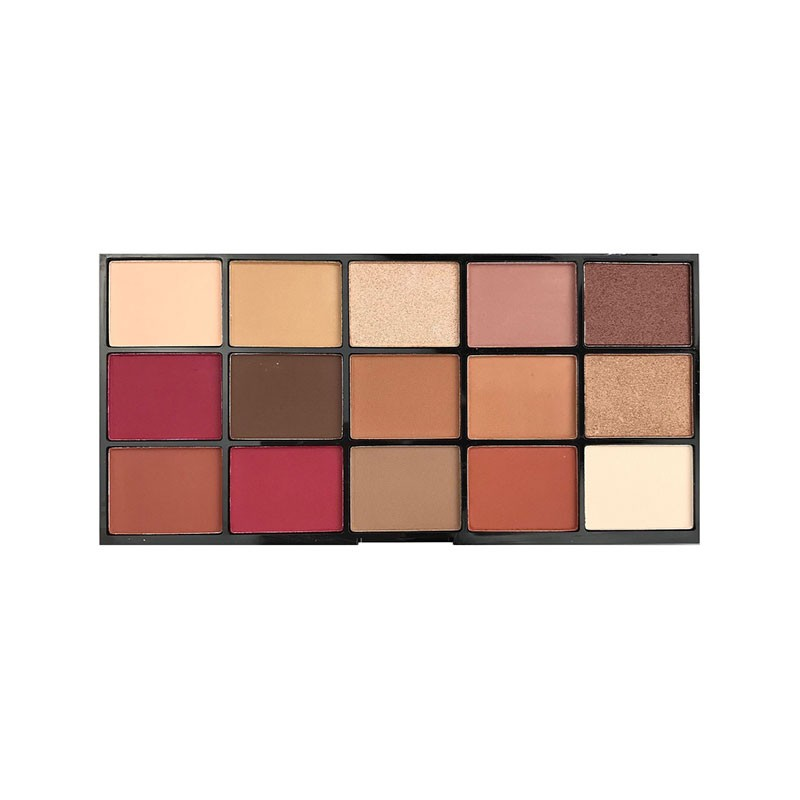Technic Pressed Pigment 15 Eyeshadow Palette - Urban Jungle