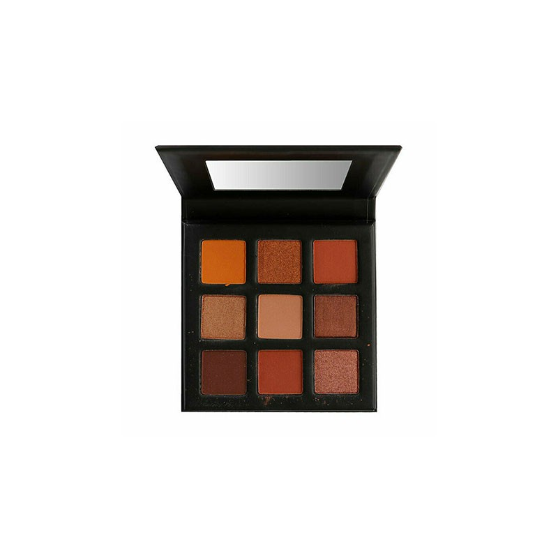 Technic Pressed Pigments Eyeshadow Palette - Enticing