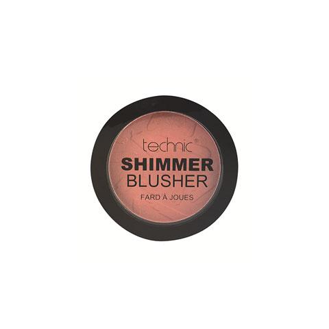 Technic Shimmer Blusher 11g - Moroccan Sunset