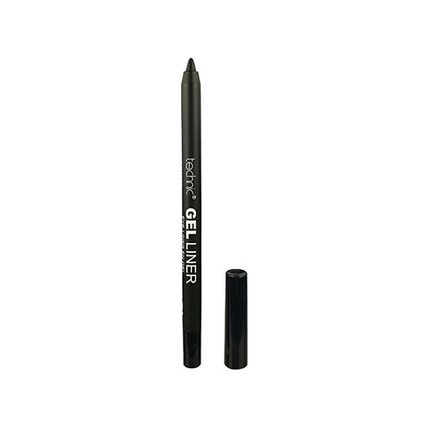 Technic Waterproof Gel Eyeliner Pencil - Black