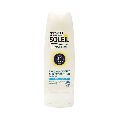 Tesco Soleil Sensitive Sun Protection Lotion SPF30 High 200ml