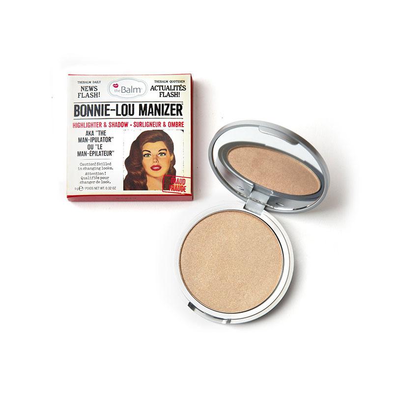 The Balm Bonnie-Lou Manizer Highlighter & Shadow