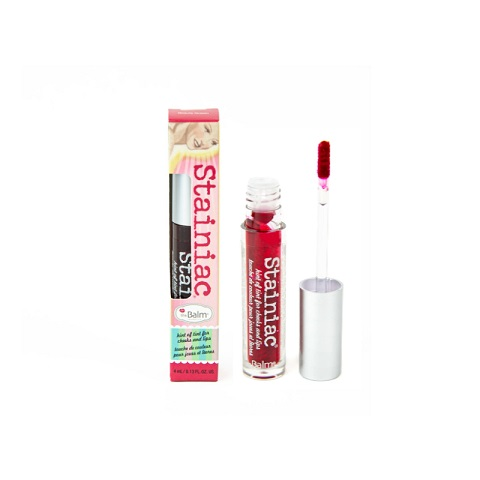 The Balm Cosmetics Stainiac Hint Of Tint For Cheeks And Lips 4ml - Beauty Queen
