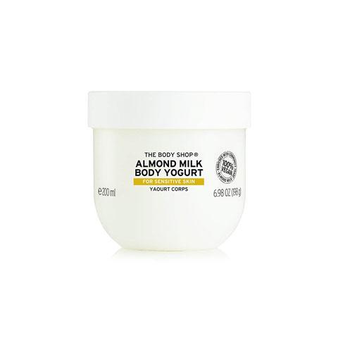 The Body Shop Almond Milk Body Yogurt For Sensitive Skin 200ml