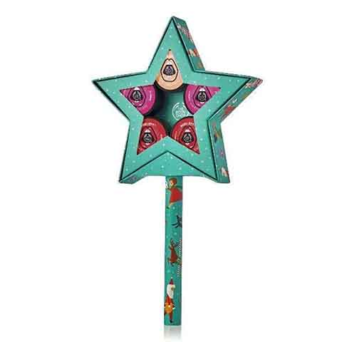 The Body Shop Born Lippy Festive Star Gift Set