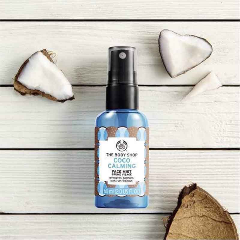 The Body Shop Coco Calming Face Mist 60ml