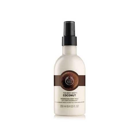 The Body Shop Coconut Nourishing Body Milk 250ml