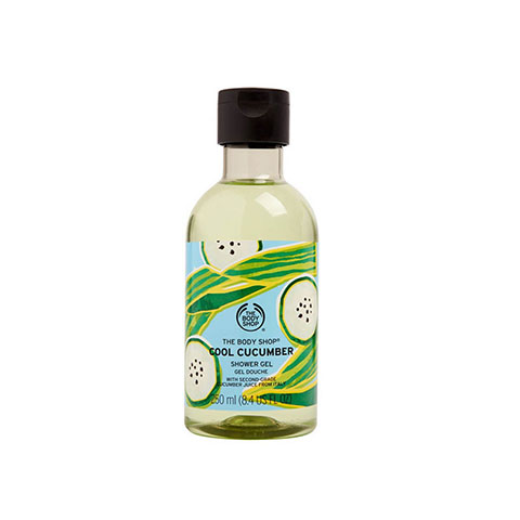 The Body Shop Cool Cucumber Shower Gel 250ml