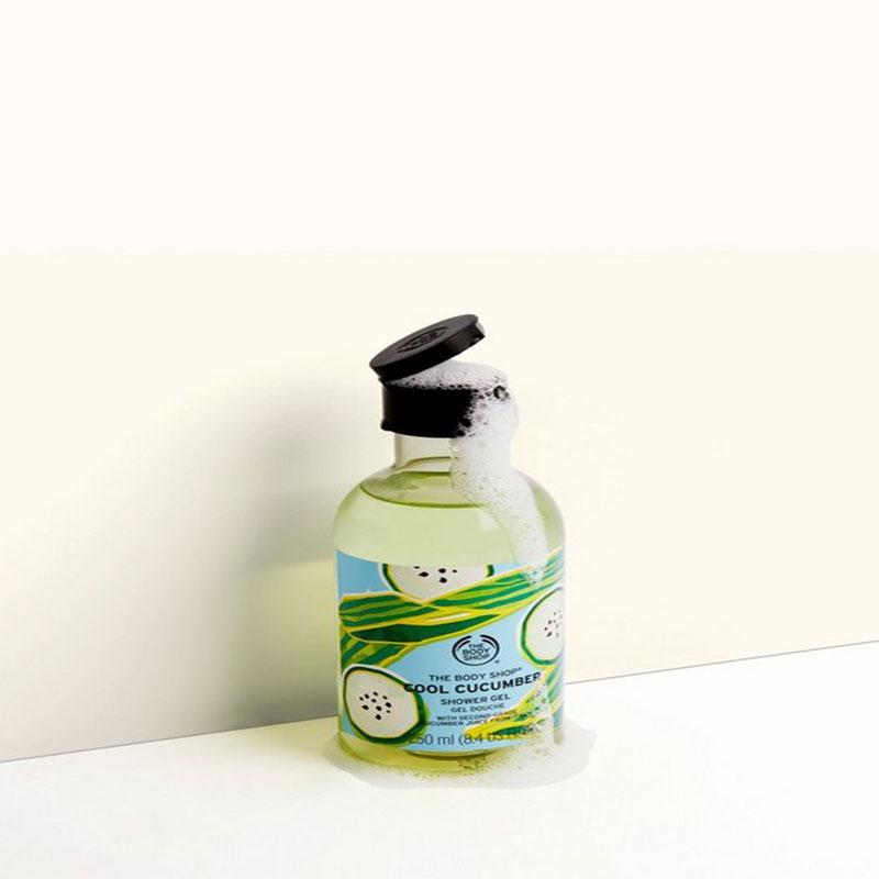 The Body Shop Cool Cucumber Shower Gel 250ml