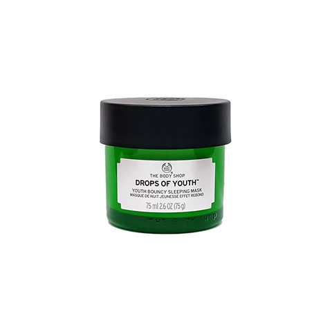 The Body Shop Drops of Youth Bouncy Sleeping Mask 75ml