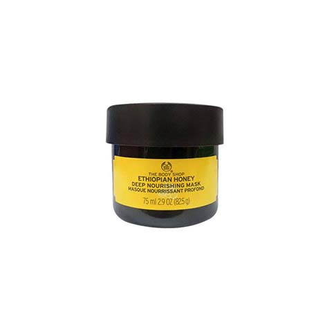 The Body Shop Ethiopian Honey Deep Nourishing Mask 75ml