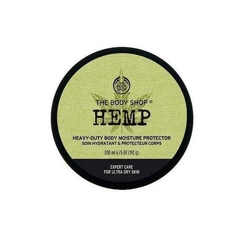 The Body Shop Hemp Heavy-Duty Body Moisture Protector 200ml