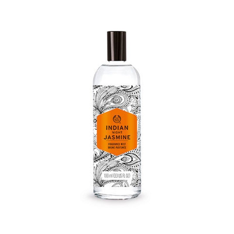 The Body Shop Indian Night Jasmine Fragrance Mist 100ml