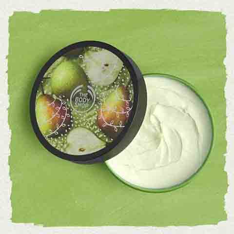 The Body Shop Juicy Pear Softening Body Butter 200ml