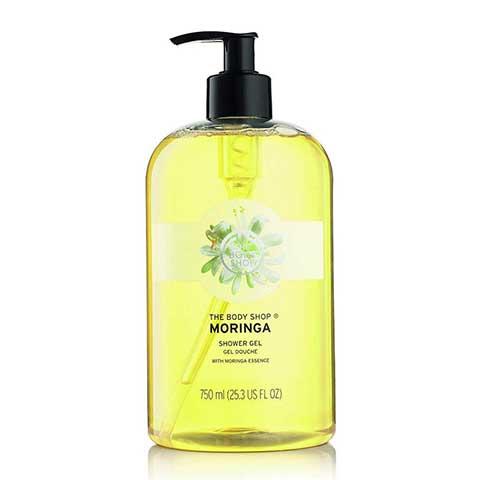 The Body Shop Moringa Shower Gel 750ml