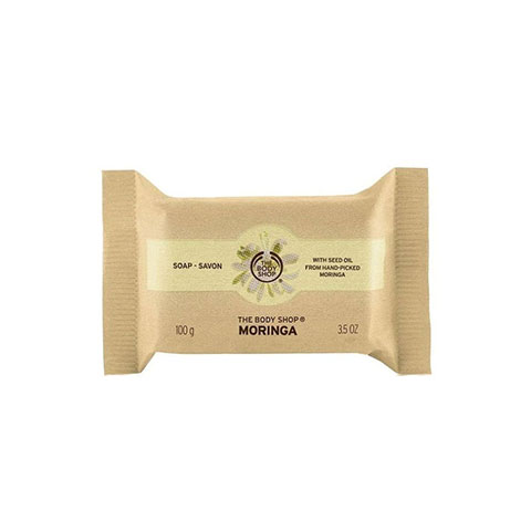 The Body Shop Moringa Soap 100g
