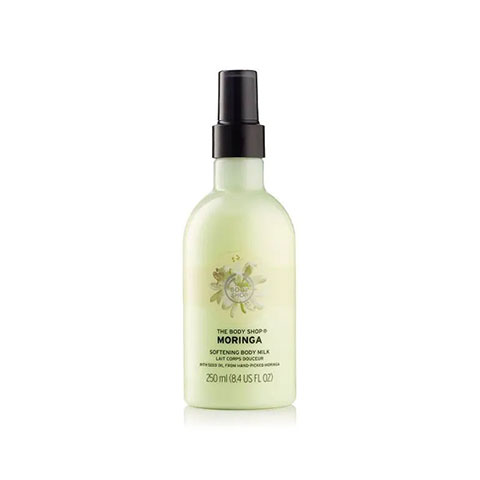 The Body Shop Moringa Softening Body Milk 250ml