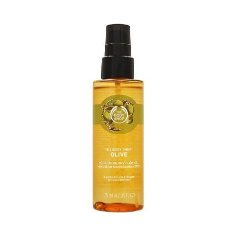 The Body Shop Olive Nourishing Dry Body Oil 125ml