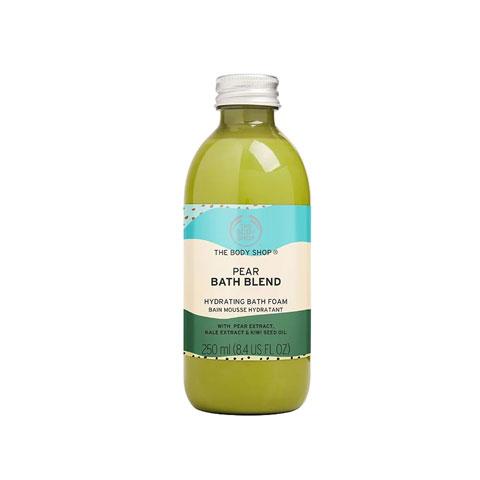 The Body Shop Pear Bath Blend Hydrating Bath Foam 250ml