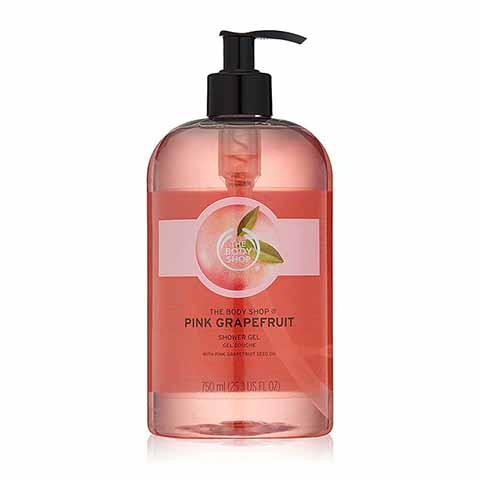 The Body Shop Pink Grapefruit Shower Gel 750ml