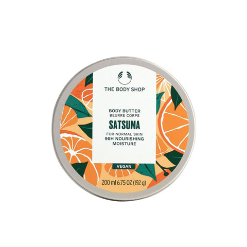 The Body Shop Satsuma Body Butter 200ml