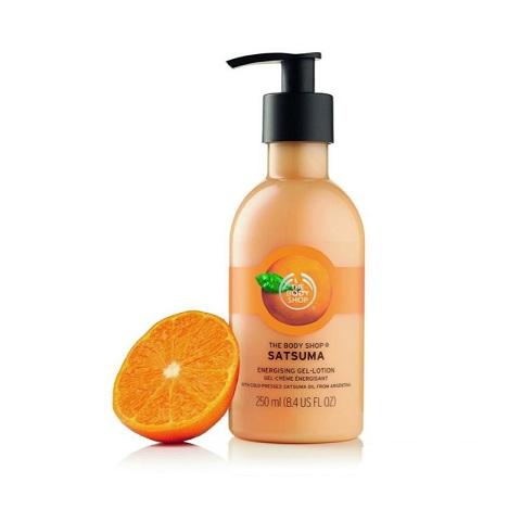The Body Shop Satsuma Energising Gel Lotion 250ml