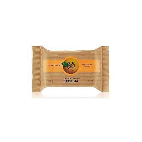 The Body Shop Satsuma Soap 100g