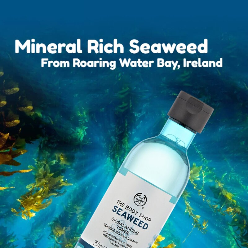 The Body Shop Seaweed Oil Balancing Toner 250ml