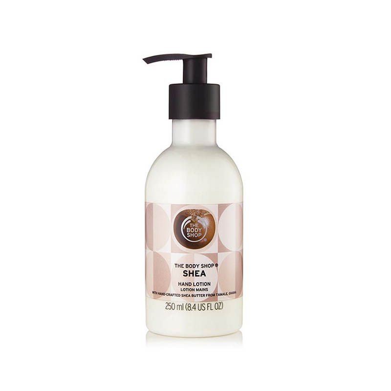 The Body Shop Shea Hand Lotion 250ml