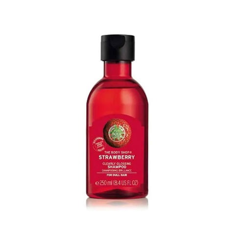 The Body Shop Strawberry Clearly Glossing Shampoo 250ml