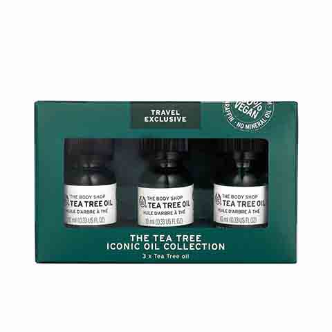 The Body Shop Tea Tree Iconic Oil Collection