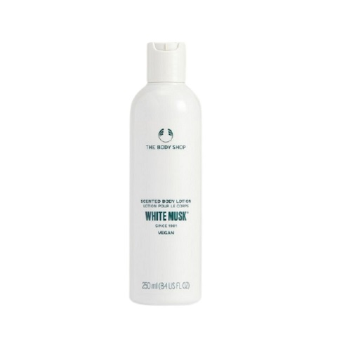 The Body Shop Vegan White Musk Scented Body Lotion 250ml
