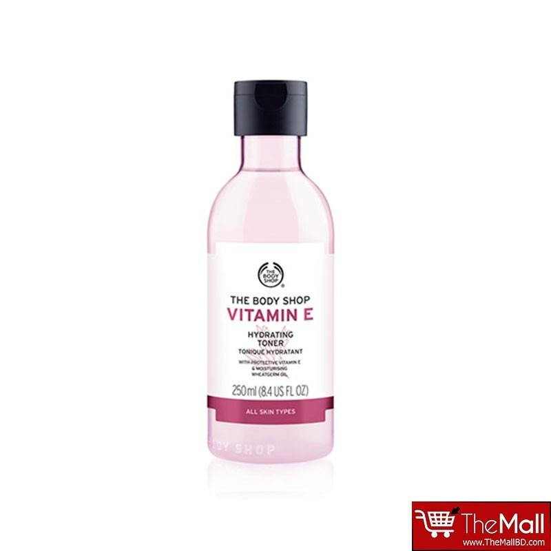 The Body Shop Vitamin E  Hydrating Toner 250ml