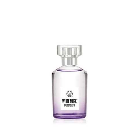 The Body Shop White Musk Eau De Toilette 30ml