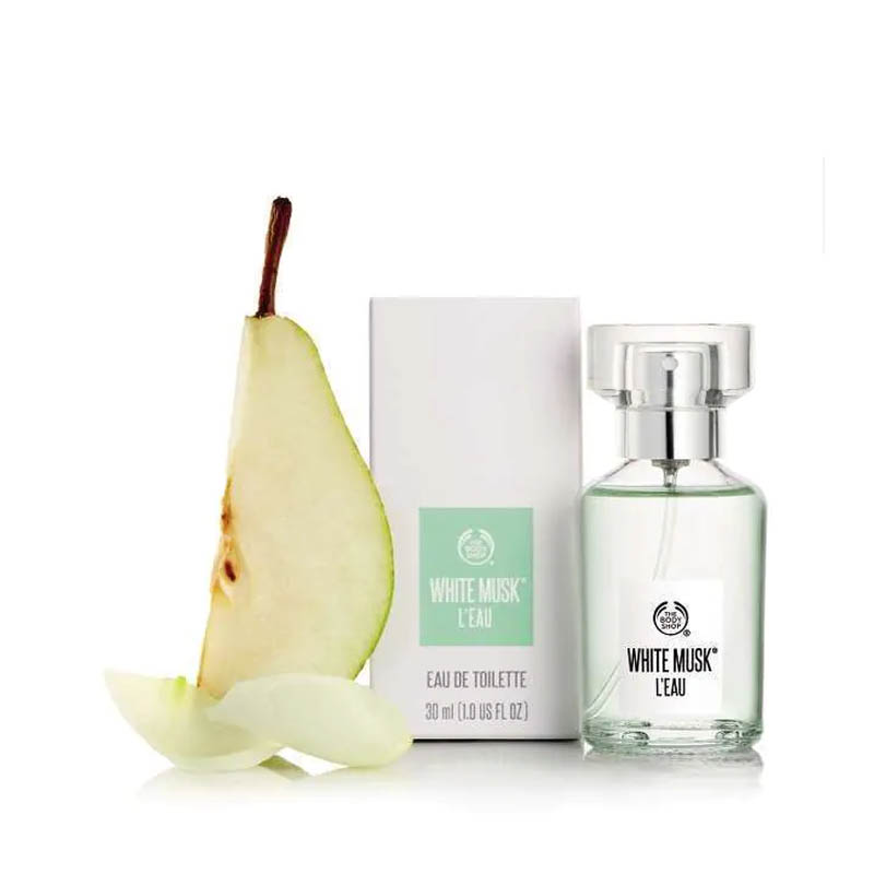 The Body Shop White Musk L'eau Eau De Toilette 100ml