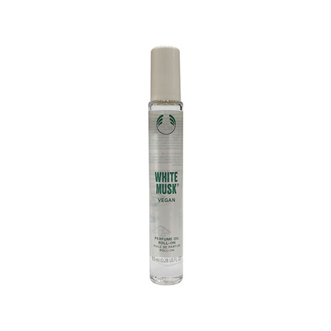 The Body Shop White Musk Perfume Oil Roll-On 8.5ml - Vegan