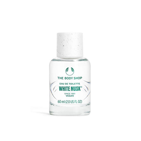 The Body Shop White Musk Vegan Eau De Toilette 60ml