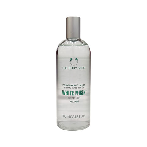 The Body Shop White Musk Vegan Fragrance Mist 100ml