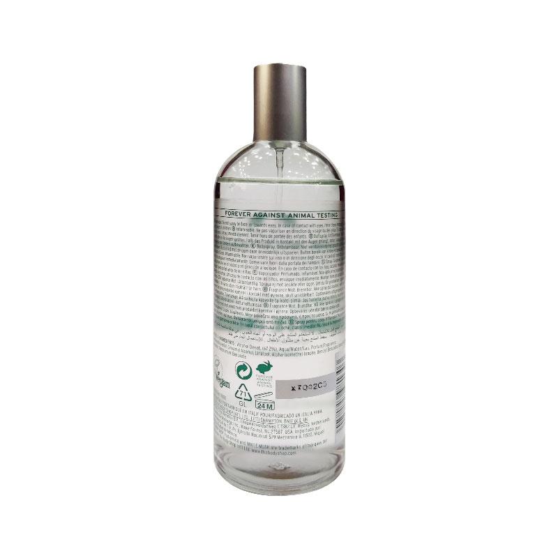 The Body Shop White Musk Vegan Fragrance Mist 100ml