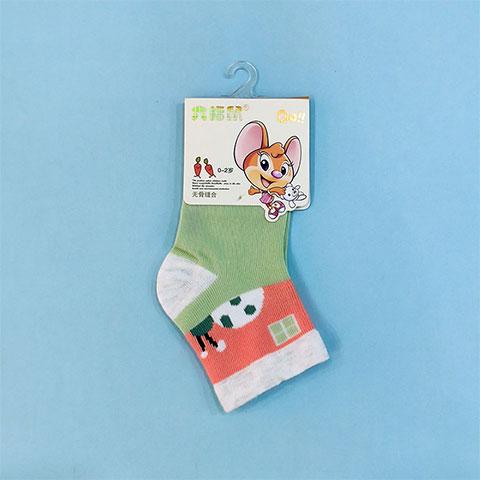 The Fashion Cotton Children Socks (004)