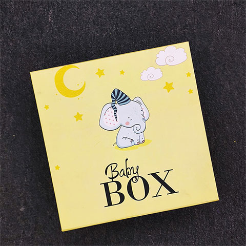 The Mall's Exclusive Baby Gift Box