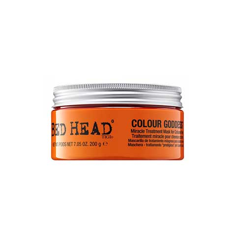 Tigi Bed Head Miracle Treatment Mask For Coloured Hair 200g