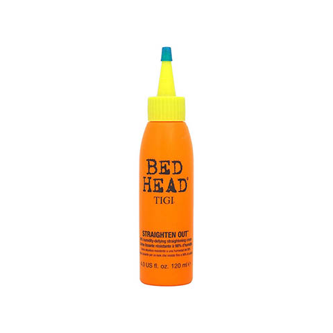 Tigi Bed Head Straighten Out 98% Humidity Defying Straightening Cream 120ml
